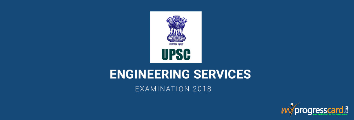 ENGINEERING SERVICES EXAMINATION 2018