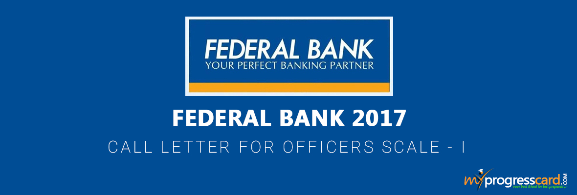 Federal-Bank-call-letter