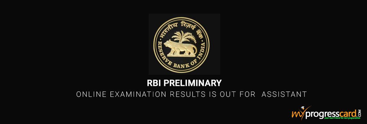 RBI-PRELIMINARY