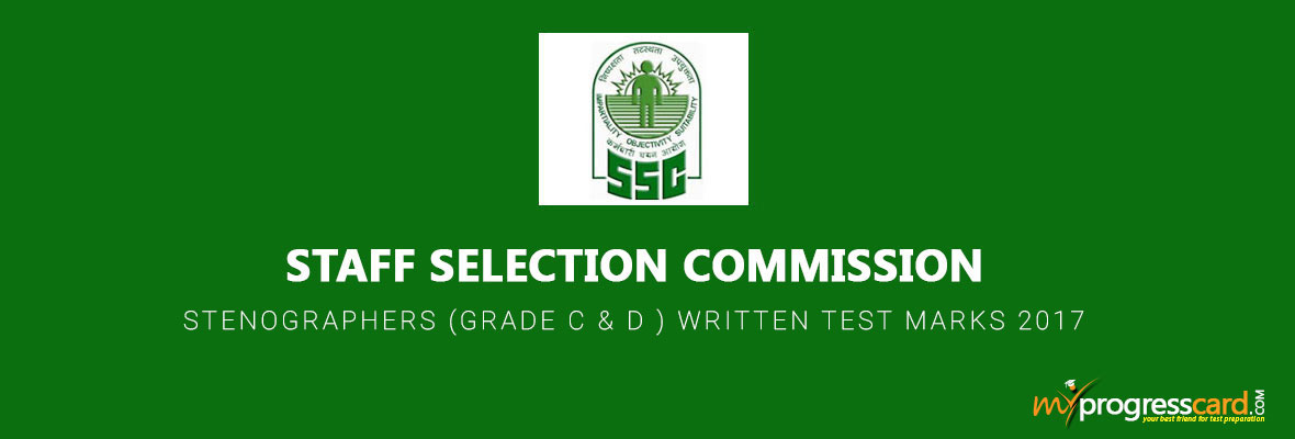 SSC-Stenographers-marks