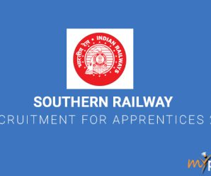 Southern Railway Recruitment for Apprentices 2018