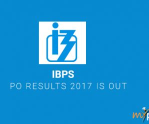IBPS PO Results 2017 is Out
