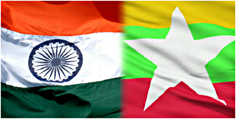 17th round of Foreign Office Consultations between India & Myanmar