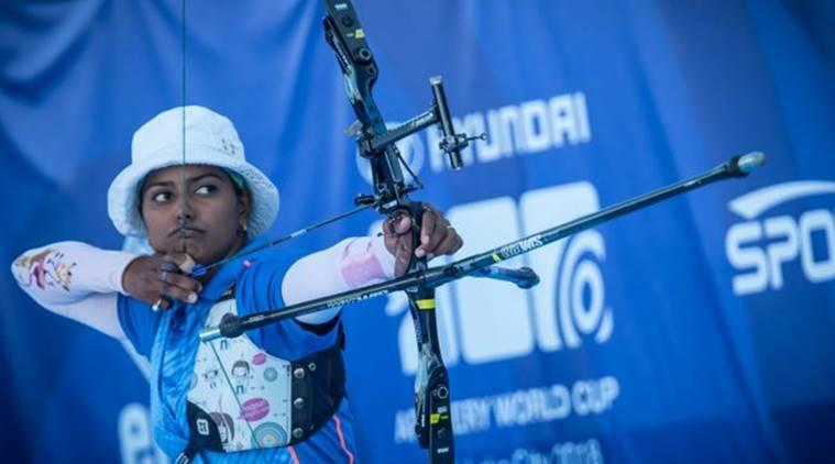 Deepika Kumari wins individual recurve gold