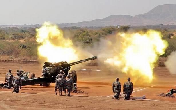 Dhanush artillery gun clears 3rd