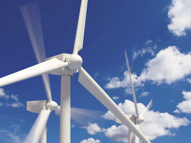 Government declares national targets for off-shore wind power