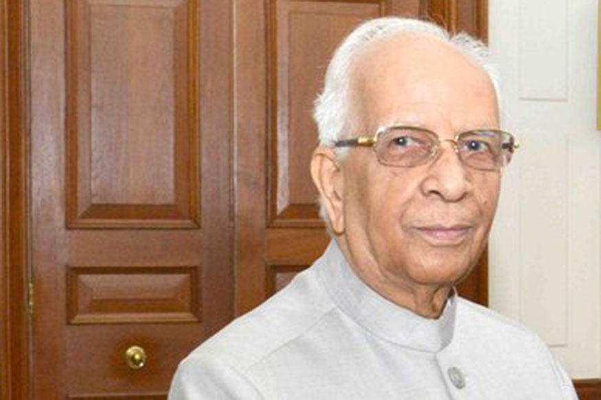 Keshari Nath Tripathi as Tripura Governor