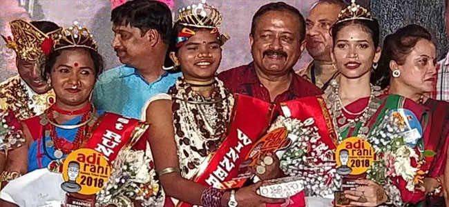 Pallavi Durua crowned as first Tribal Queen in India