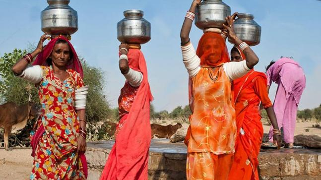 Rajasthan ranked No. 1 in water conservation