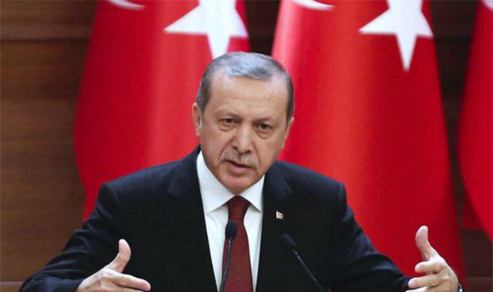 Recep Tayyip Erdogan re-elected as the Turkish President