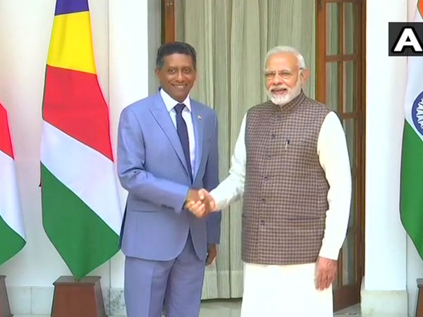 Seychelles President Danny Faure signed MoUs on his first bilateral visit to India