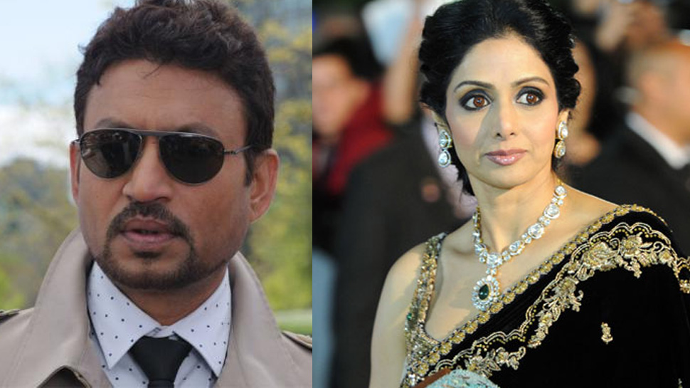 Sridevi named best actress, Irrfan awarded best actor at IIFA