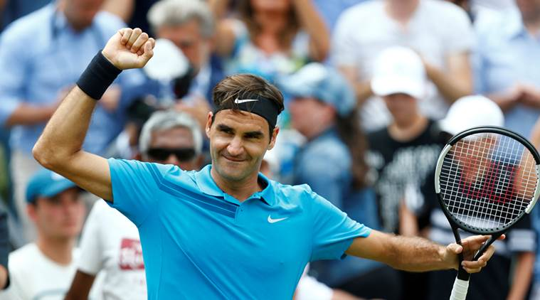 Tennis Player Roger Federer returns to No.1 ranking