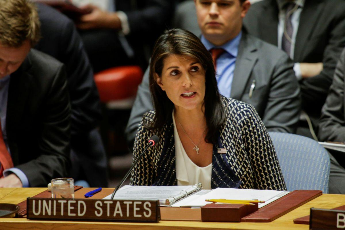 US withdraws from United Nations Human Rights Council