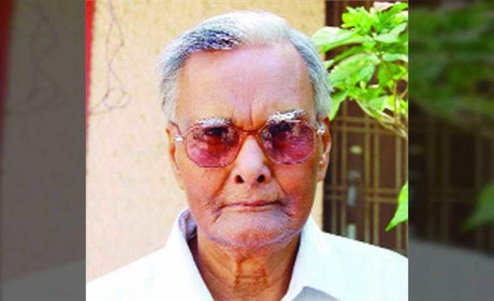 Veteran journalist Prabhakar Choubey passes away
