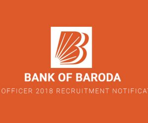 Bank Of Baroda Probationary Officer 2018 Recruitment Notification for 600 Posts