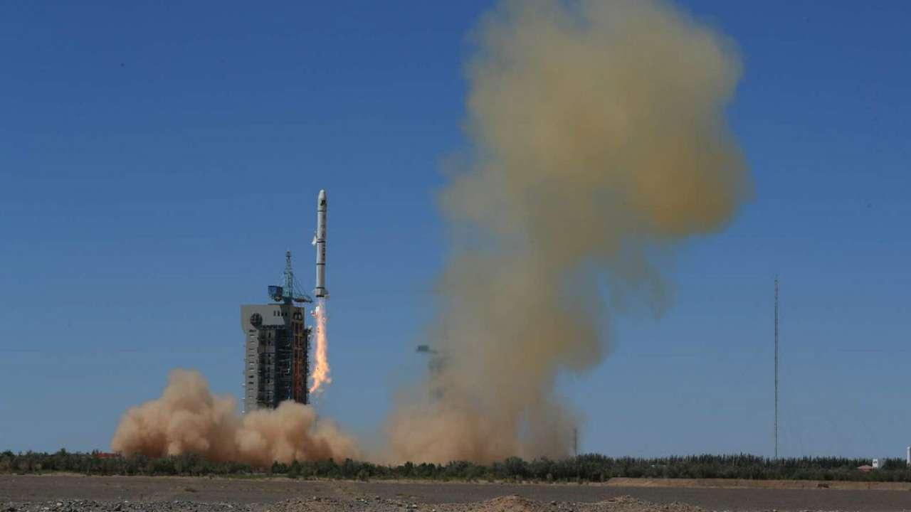 2 satellites PRSS-1 and PAK-TES-1A