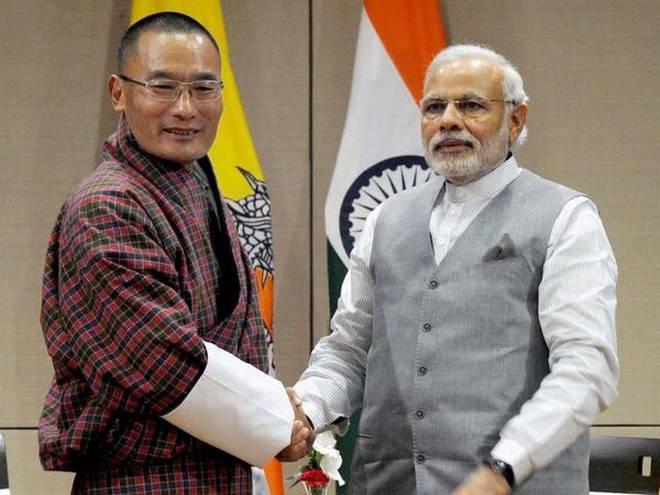 Bhutan PM to visit India