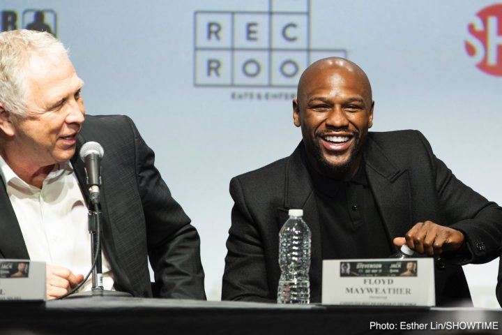 Boxer Mayweather tops Forbes' list of World's highest paid celebrity