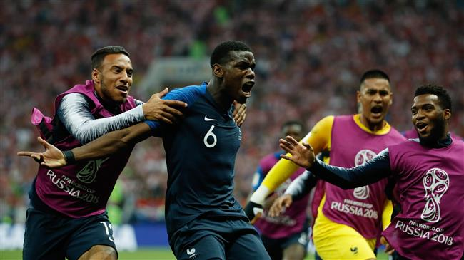 France Won Its Second World Cup Title