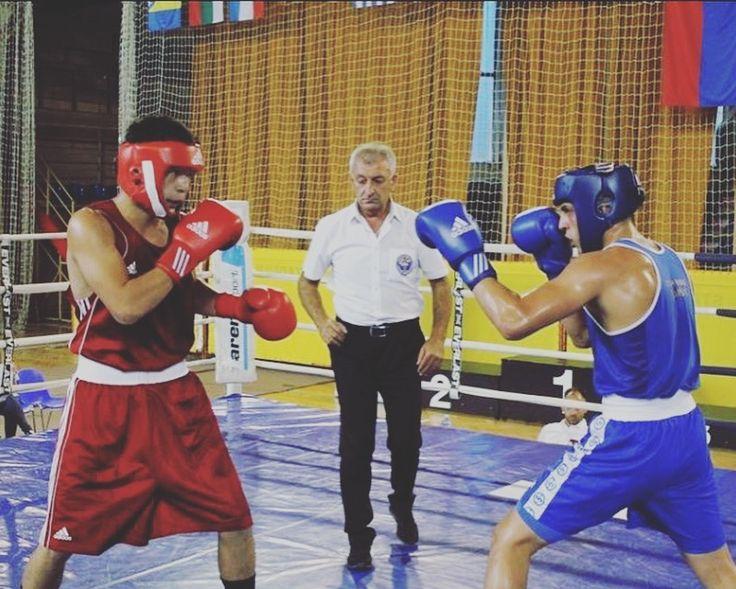 Golden Glove of Vojvodina Youth Men & Women Boxing Tournament at Vojvodina, Serbia