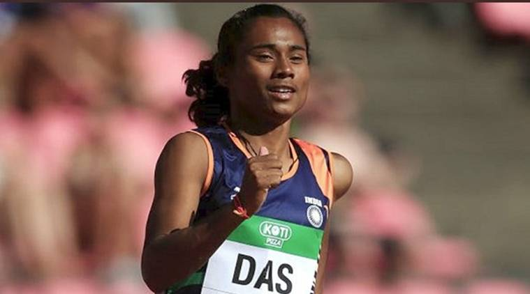 Hima Das First Indian Woman to Win Gold In World Junior Athletics