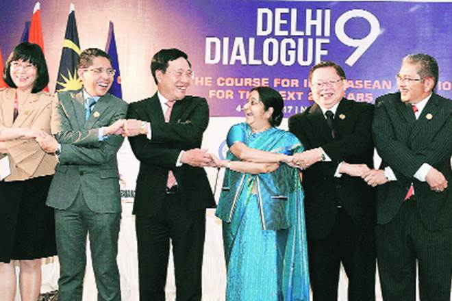 India to hold annual Delhi dialogue with ASEAN leaders
