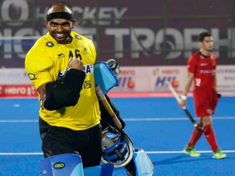 Indian goalkeeper, Sreejesh is to lead Indian Hockey Team at Asian games 2018