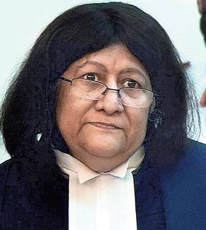 Justice Indira Banerjee to hold inquiry panel