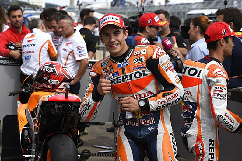 Marc Marquez won German Grand Prix