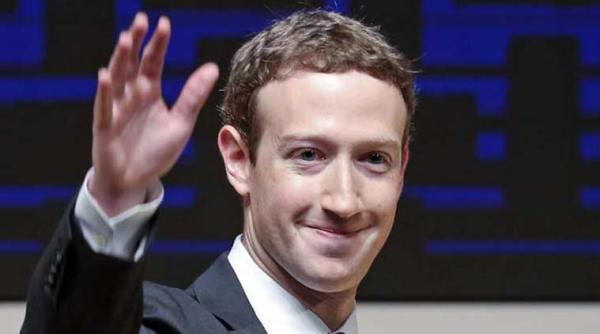 Mark Zuckerberg becomes the 3rd richest person in the world