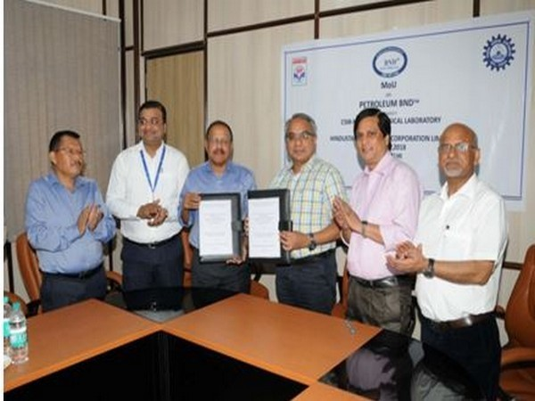MoU signed between CSIR-NPL and HPCL