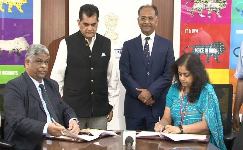 NITI Aayog Partners With GNFC Ltd