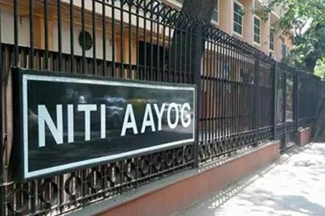 NITI Aayog Releases 1st Delta Ranking
