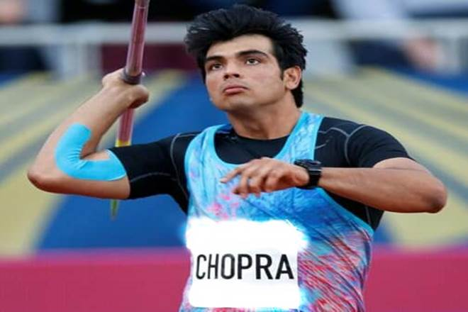 Neeraj Chopra strikes gold at Sotteville Athletics Meet in France