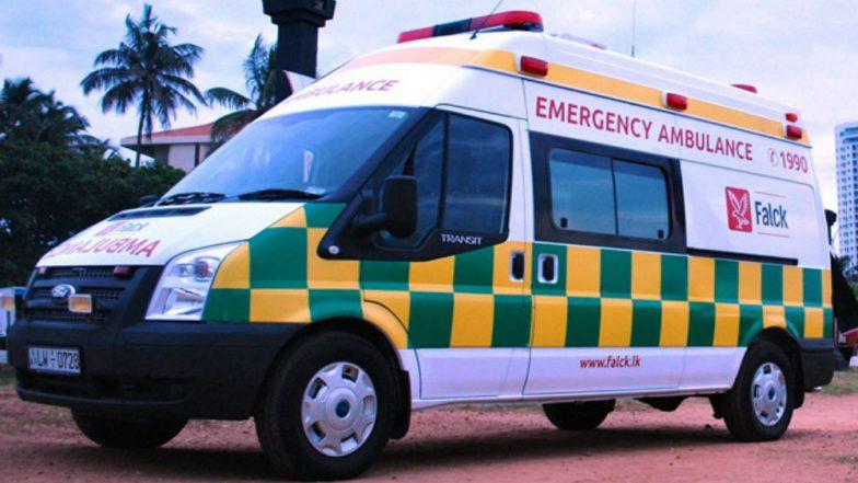 PM Modi Flags off Emergency Ambulance Service In Sri Lanka