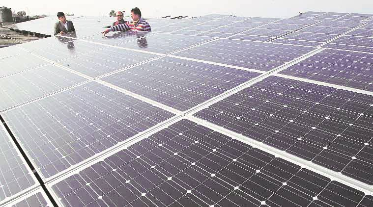 Subsidy on rooftop solar power installation