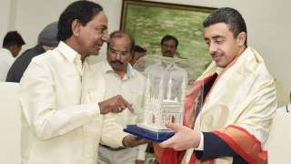UAE Consulate To Come Up In Hyderabad